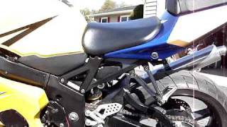 10. 2004 Corona Gsxr (one of the loudest pipes avail)