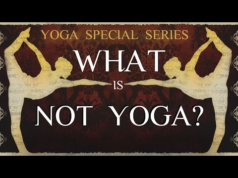 , title : 'Yoga Special Series: What Is Not Yoga?'