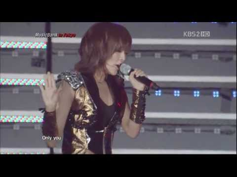[HD] 110722 KARA –  Mister & Jumping