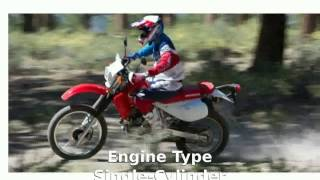 4. 2013 Honda XR 650L - Specification and Features