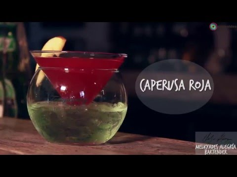 Un delicioso coctel de sandía y ginebra, ideal para iniciar el fin de semana [Pulzo Video]
