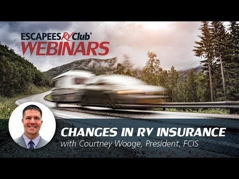 Changes in RV Insurance w/Courtney Wooge (Webinar #20)