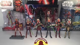 Video The Evolution Of Ahsoka Tano Action Figures (WolfPack Podcast Special) MP3, 3GP, MP4, WEBM, AVI, FLV Maret 2018