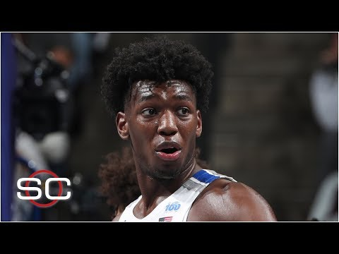 Potential No. 1 NBA pick James Wiseman ruled ineligible for Memphis by NCAA | SportsCenter