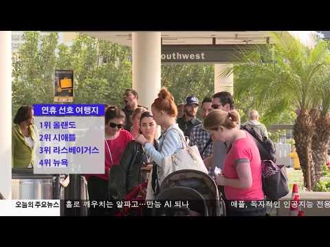 메모리얼 연휴 시작...대이동 5.26.17 KBS America News