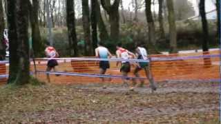 La Roche-sur-Yon France  city photos : Championat de france cross 2012 la roche sur yon.
