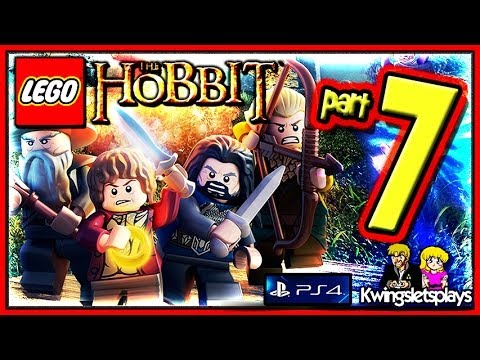 LEGO - Lego the Hobbit Part 7 PS4 Guide The High Pass & One Ring. The Hobbit ends up meeting Gollum and most play a Game of Riddles to survive this encounter. Befor...