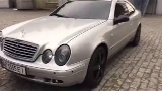 видео авто MERCEDES-BENZ CLK в кредит