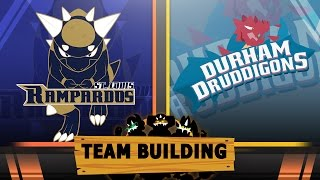 St. Louis Rampardos Team Building UCL S2 Week 12: VS Durham Druddigons! by aDrive