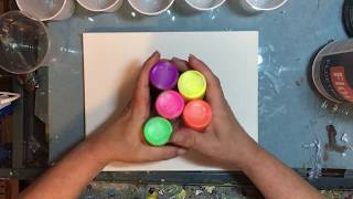 Video Acrylic Paint Pouring for the Beginner MP3, 3GP, MP4, WEBM, AVI, FLV Juli 2019