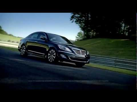 """Fast Acting"" -- Official big game ad for Hyundai Genesis R-Spec"
