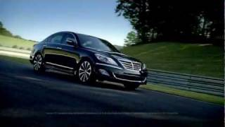 Hyundai Genesis R-Spec Super Bowl Commercial,
