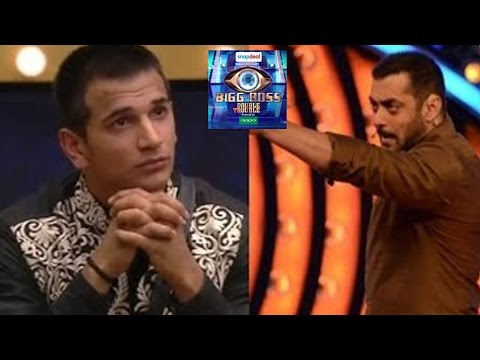 Bigg Boss 9 | Salman Khan SLAMS Kishwer Merchant,