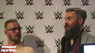 Trent Seven & Tyler Bate REVEAL Details on Aspirations for WWE NXT UK & Defeating Undisputed Era !