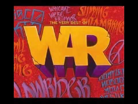 WAR - Don't Let No One Get You Down