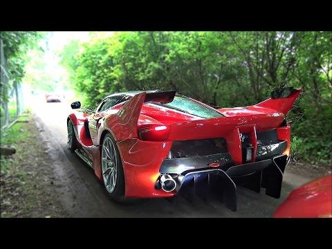 Ferrari madness