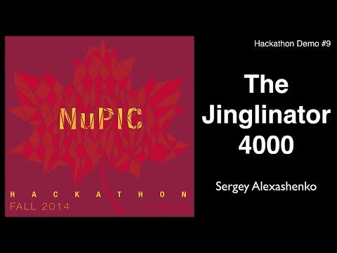 The Jinglinator 4000