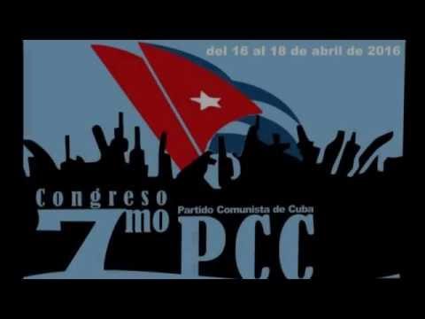 Проиграть видео - VII съезд Компартии Кубы