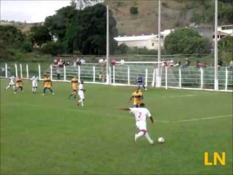 Copa Integração de Futebol - E.C.Laranjal 2 x 0 Senador Cortes
