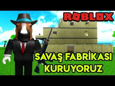 🔫 Kendi Savaş Fabrikamızı Kuruyoruz 🔫 | Combat Tycoon | Roblox Türkçe