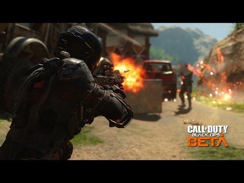 Wszystko, co znajdziemy w becie gry Call of Duty: Black Ops III