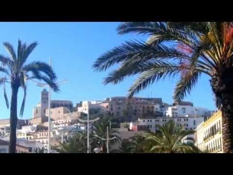 Ibiza - DALT VILA - Eivissa pour Ibiza Formentera Baleares