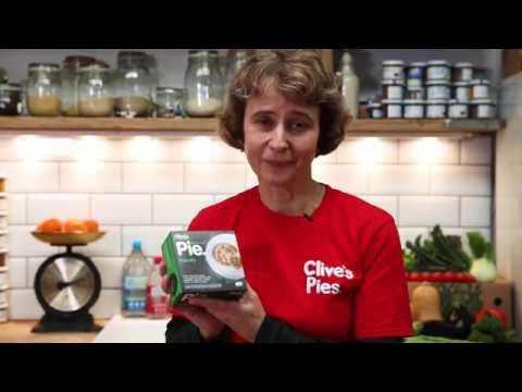Homity Pie, Gluten Free, Organic, Clive's (215g)