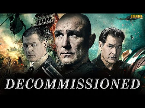Decommissioned (2021) Hindi Dubbed Movie   Hollywood Action Thriller Movie   Latest Movies 2021