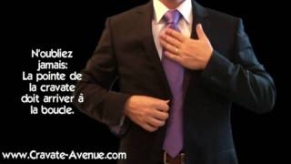 LE NOEUD DE CRAVATE WINDSOR - Apprendre à faire le noeud Windsor. - YouTube