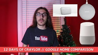 Which Google Home Should You Buy? | Day 3