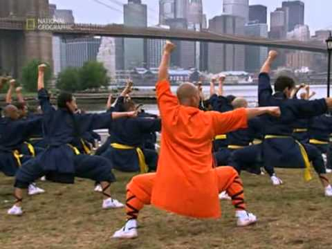 Doc - Kung Fu Monk