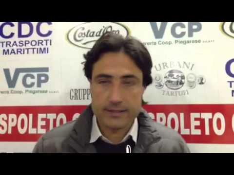 Interviste postpartita: Spoleto - Gualdo Casacastalda