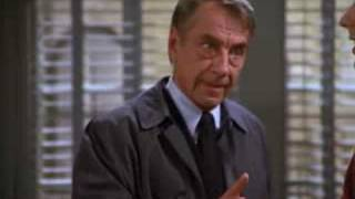S03E05, Great bit with Philip Baker Hall as Mr. Bookman (Library Investigator) is giving Jerry a hard time for not turning in a book, ...