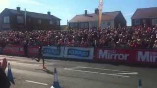 Mary Keitany wins the women's elite crown at the Great North run in a super time of 1 hour, 7 minutes and 32 seconds.