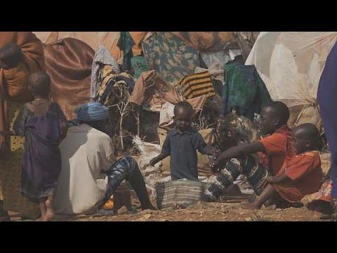 Σομαλία: Στα πρόθυρα του λιμού λόγω ξηρασίας