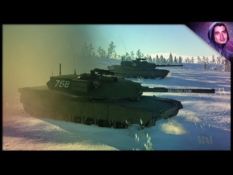 Why the M1 Abrams is the Easiest Tank in War Thunder