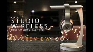 CHECK PRICES or BUY HEREBHPhoto   - http://bhpho.to/2uwYmNOUS Prices  - http://amzn.to/2tE2JlLUK Prices    - http://amzn.to/2tDDrUMCND Prices - http://amzn.to/2u7jpW4-----------------------------------Beats Studio Wireless in 2017 - REVIEW-----------------------------------►Follow Me !➥ http://instagram.com/JimmyLuongOfficial➥ http://facebook.com/JimmyLuongOfficial➥ http://twitter.com/JLuongOfficial-----------------------------------►Follow JimsReviewRoom!➥ http://instagram.com/JimsReviewRoom➥ http://facebook.com/JimsReviewRoom➥ http://twitter.com/JimsReviewRoom-----------------------------------►SUBSCRIBE YOUTUBE→ http://bit.ly/SubscribeJimsReviewRoom-----------------------------------►BACKGROUND MUSIC→ Jeff Kaale - Chimes→  Hugekilla - Note→ Tonic - Audio Treats