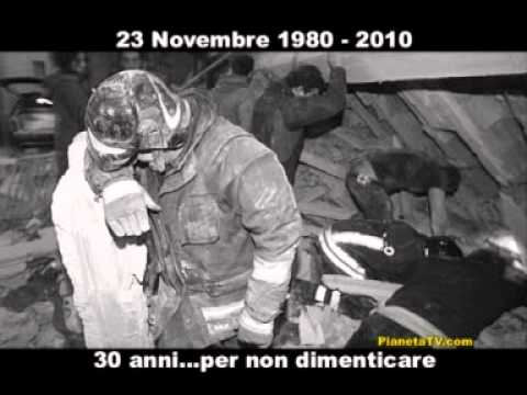 Terremoto in Irpinia 1980