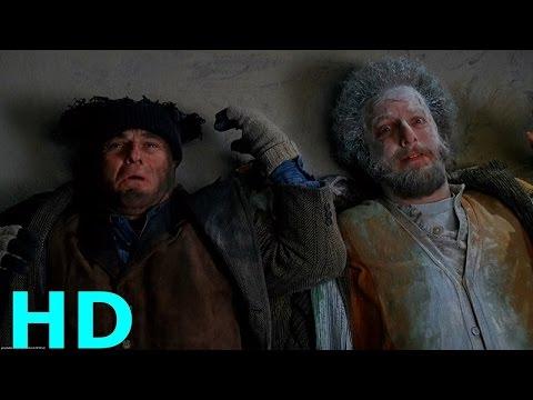 Kevin vs. Harry & Marv - Home Alone 2 Lost In New York-(1992) Movie Clip Blu-ray HD Sheitla