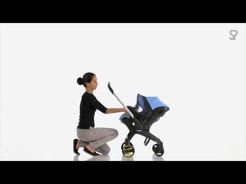 Moustiquaire pour poussette Doona de Simple Parenting
