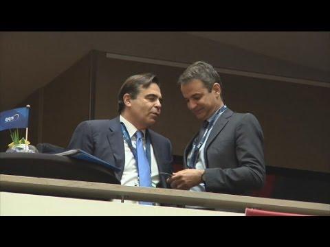 Στις Βρυξέλλες για τη Σύνοδο Κορυφής του ΕΛΚ ο Κυριάκος Μητσοτάκης