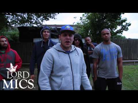 Jaykae Lord Of The Mics 4 sending for Discarda