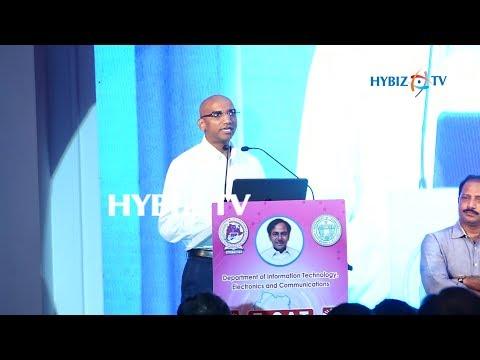T Sat Network Launch-Praveen Kumar