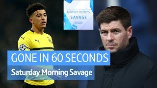 Who is the best teenager in world football? Rating Gerrard's season out of ten | Gone in 60 seconds