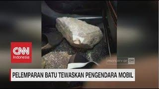 Video Pelemparan Batu Tewaskan Pengendara Mobil, Polisi Buru Pelaku MP3, 3GP, MP4, WEBM, AVI, FLV Juni 2018