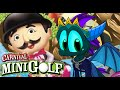 Carnival Games Mini golf wii Gameplay