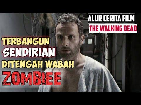 BERTAHAN HIDUP DARI WABAH ZOMBIE || ALUR CERITA FILM THE WALKING DEAD 2010 S1 Eps 1,2