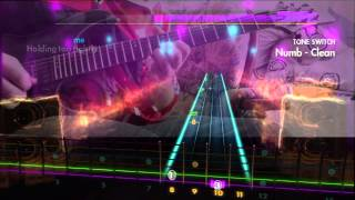 Official song for Rocksmith 2014 From Linkin Park Song pack.