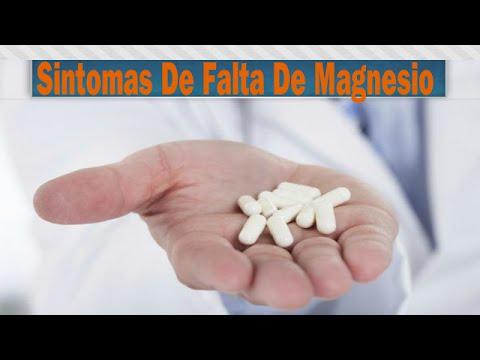 Sintomas De Falta De Magnesio: Seis Sintomas De Falta De Magnesio