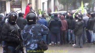 Video «Enfrentamiento entre UOCRA y SOUCCH en Comodoro Rivadavia -2016-» MP3, 3GP, MP4, WEBM, AVI, FLV Oktober 2017